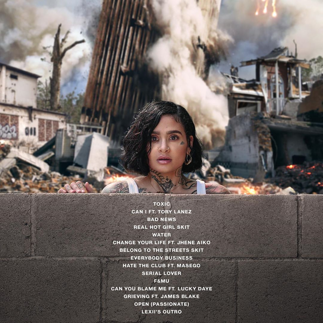 kehlani it was goob back cover - Kehlani - It Was Good Until It Wasn't (Album)