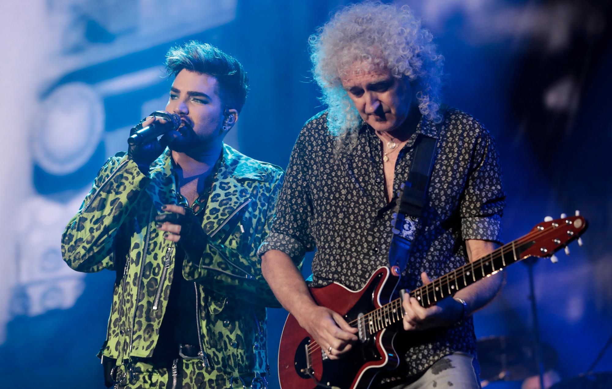 queen adam lambert - Queen & Adam Lambert - You Are The Champions