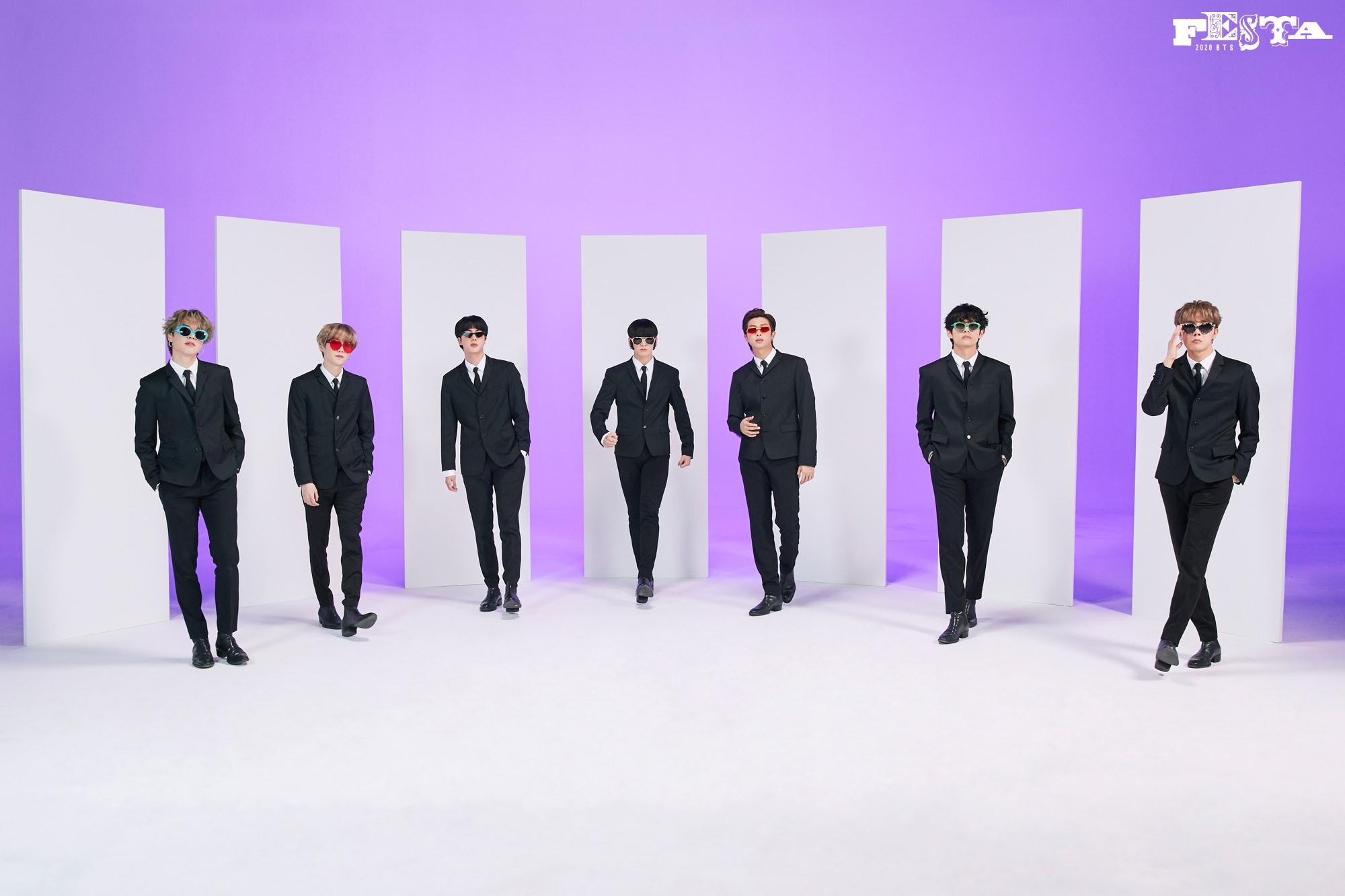 BTS FESTA 2020 - Клип: BTS - We Are Bulletproof: The Eternal