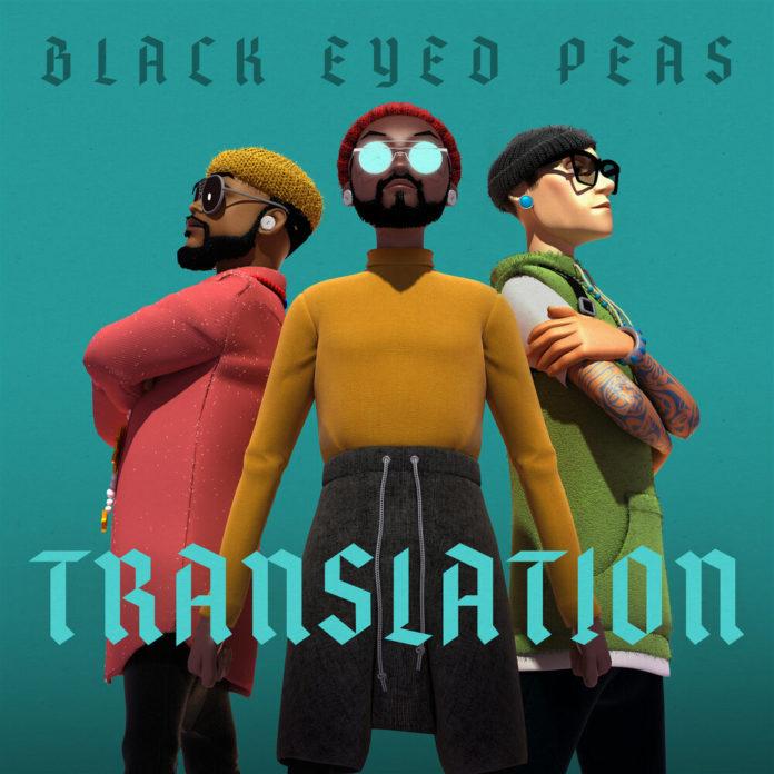 Black Eyed Peas Translation 696x696 - Black Eyed Peas - Translation (Album)