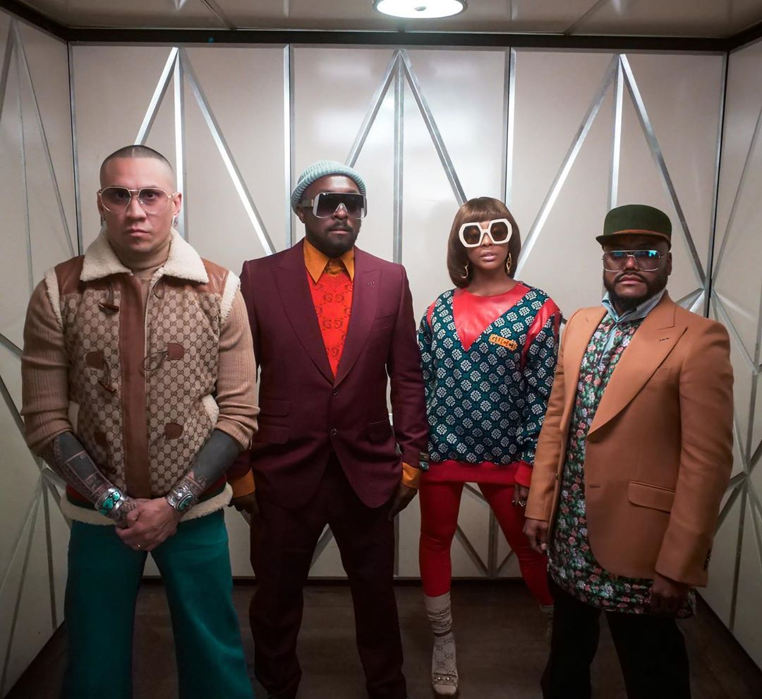 black eyed peas - Black Eyed Peas - Translation (Album)