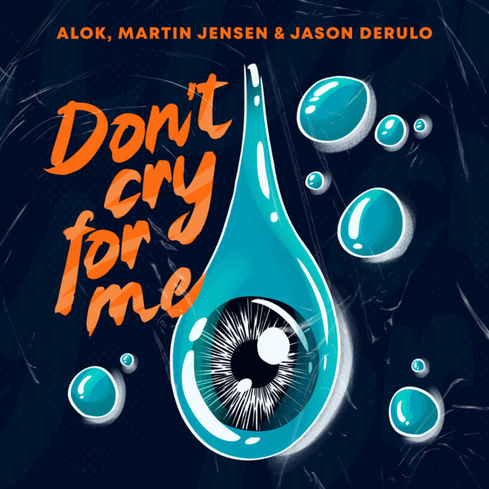 Alok Martin Jensen Jason Derulo Dont Cry For Me 696x696 - Alok, Martin Jensen, Jason Derulo - Don't Cry For Me