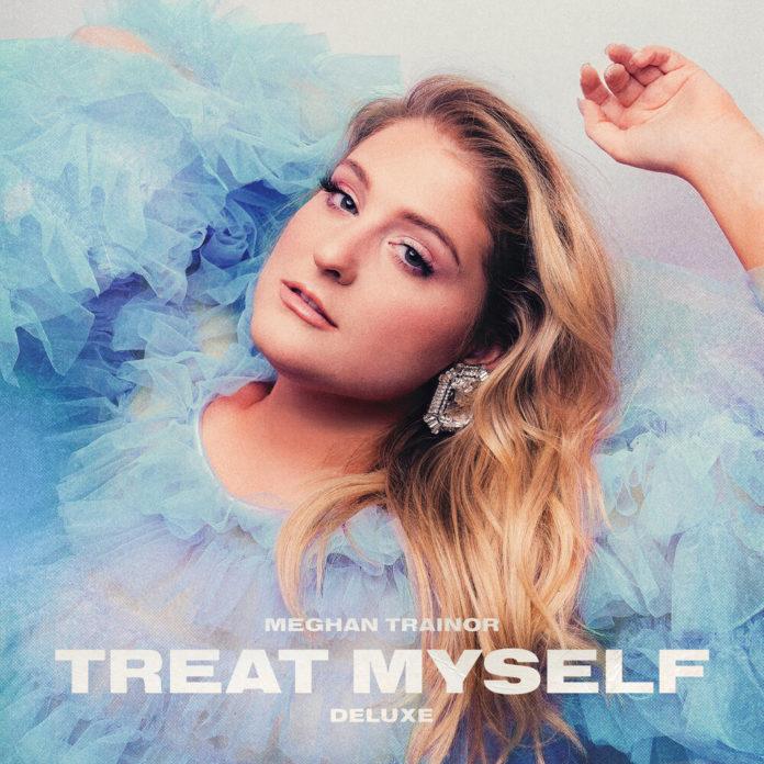 Meghan Trainor Treat Myself Deluxe Album 696x696 - Meghan Trainor — Treat Myself [Deluxe] (Album)