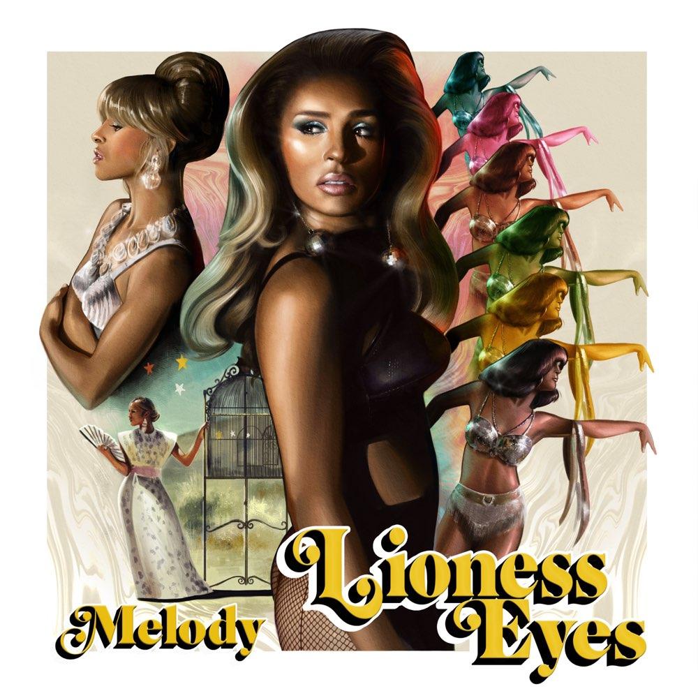 Melody Thornton Lioness Eyes - Melody Thornton - Phoenix Rise