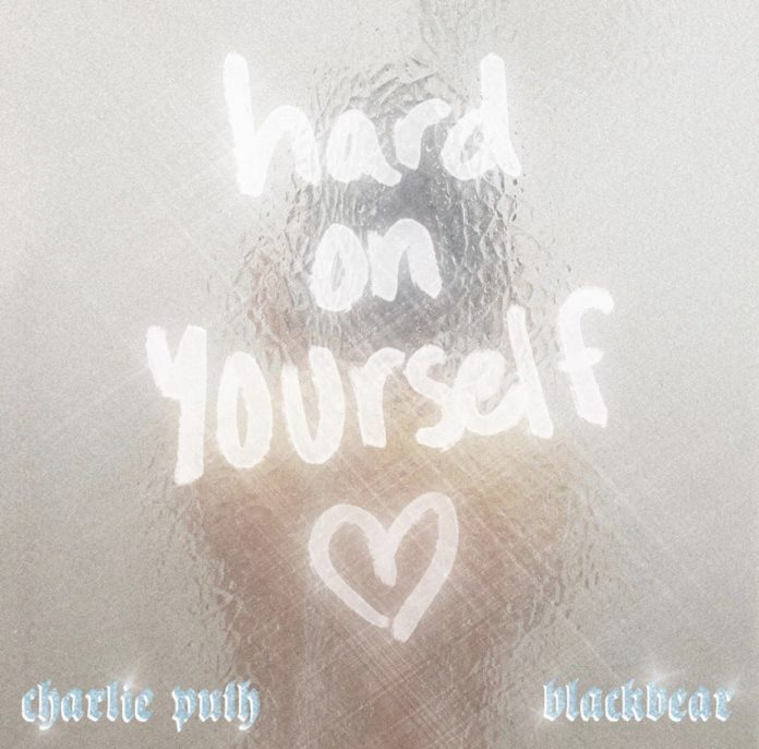 Charlie Puth Blackbear Hard On Yourself 696x686 - Charlie Puth & blackbear — Hard On Yourself