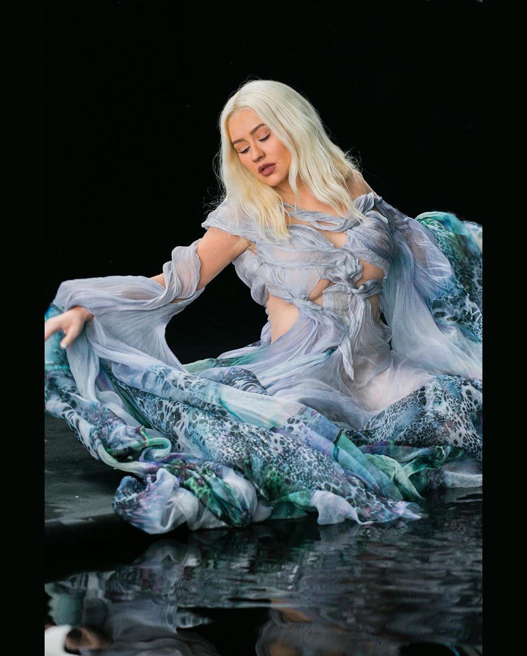 christina aguilera 2020 - Christina Aguilera - Reflection (2020)