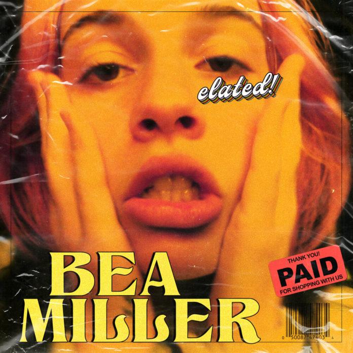 Bea Miller elated EP 696x696 - Bea Miller - elated! (EP)