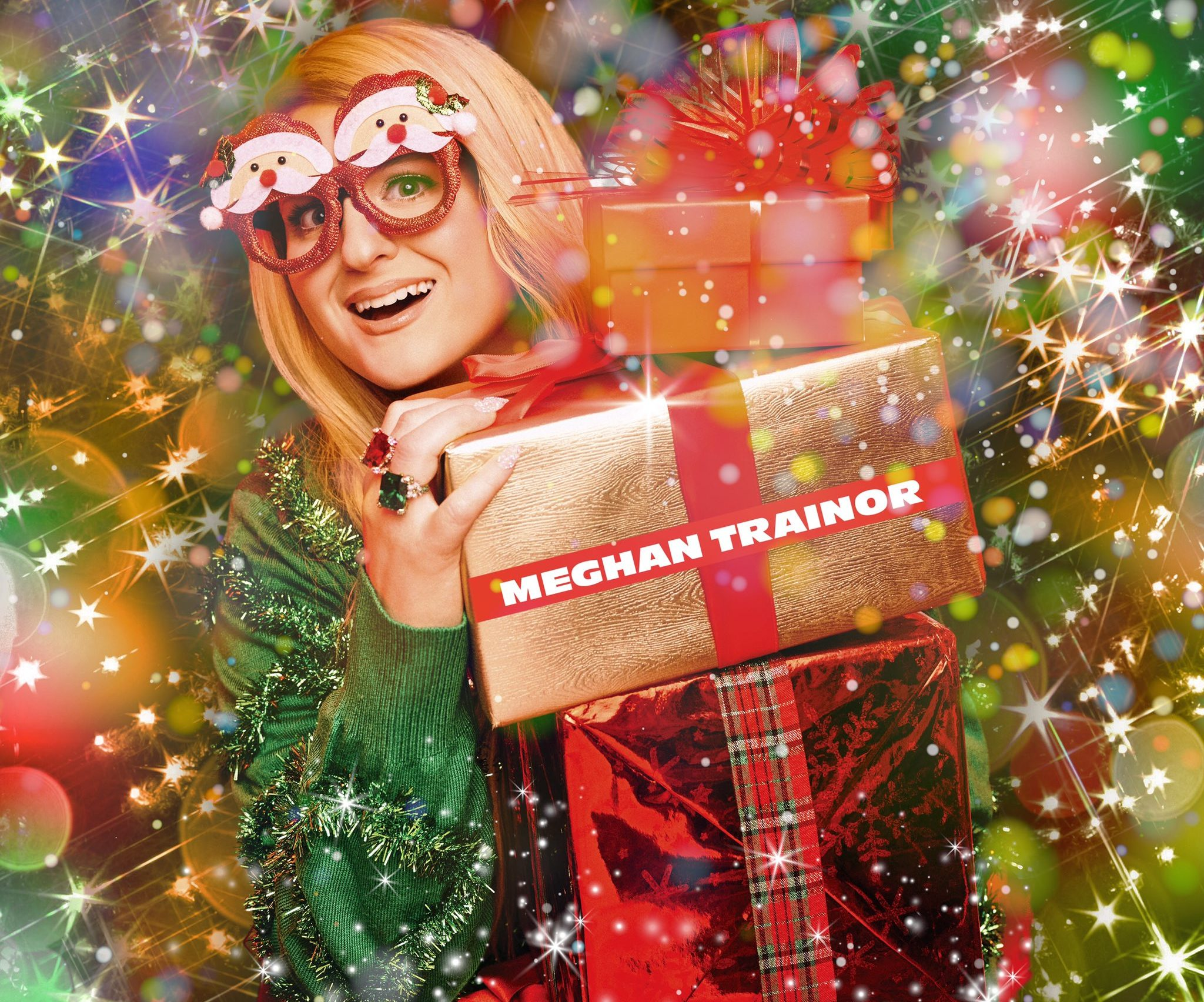 Meghan Trainor A Very Trainor Christmas 1 e1604045899767 - Meghan Trainor - A Very Trainor Christmas (Album)