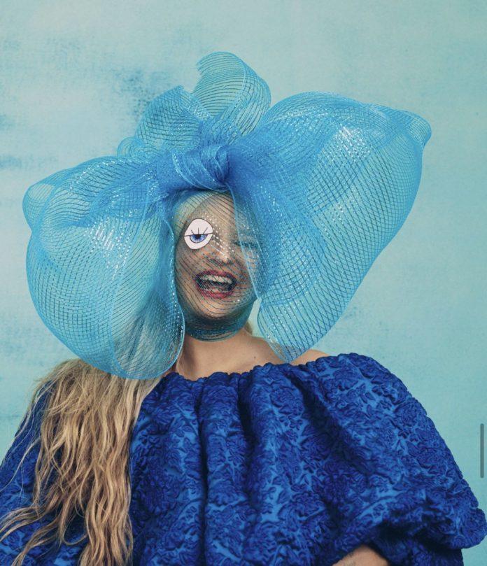 Sia Vogue Australia 4 696x809 - Sia - Let Me Love You (Ne-Yo Demo)
