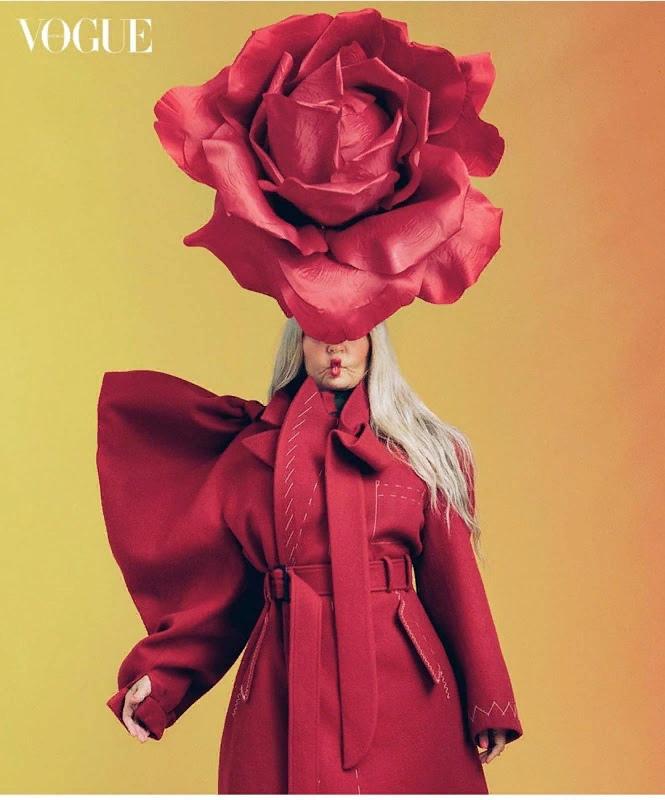 Sia Vogue Australia 7 - Фото: Sia на обложке Vogue Australia