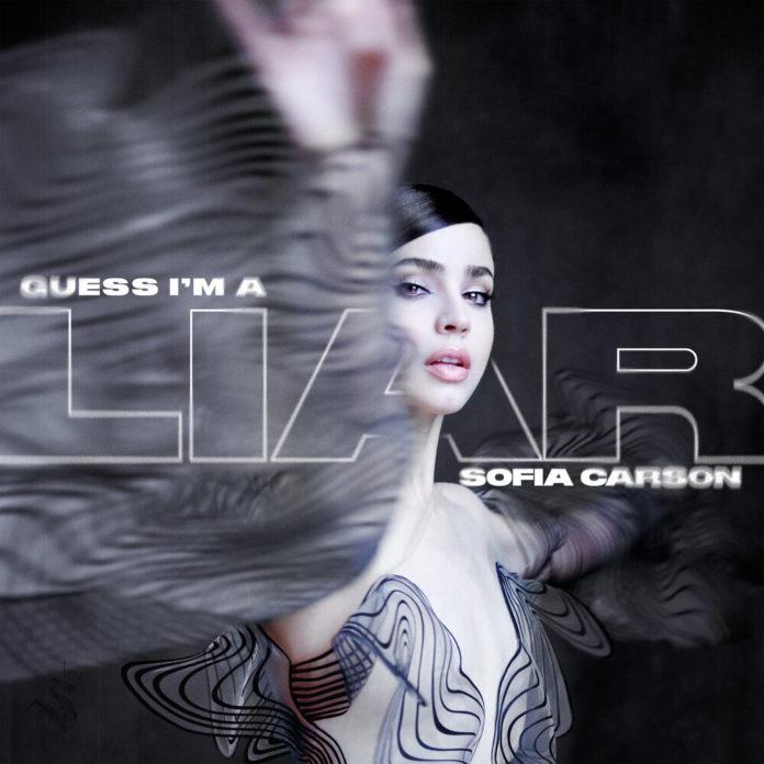 Sofia Carson Guess Im a Liar 696x696 - Sofia Carson - Guess I'm a Liar