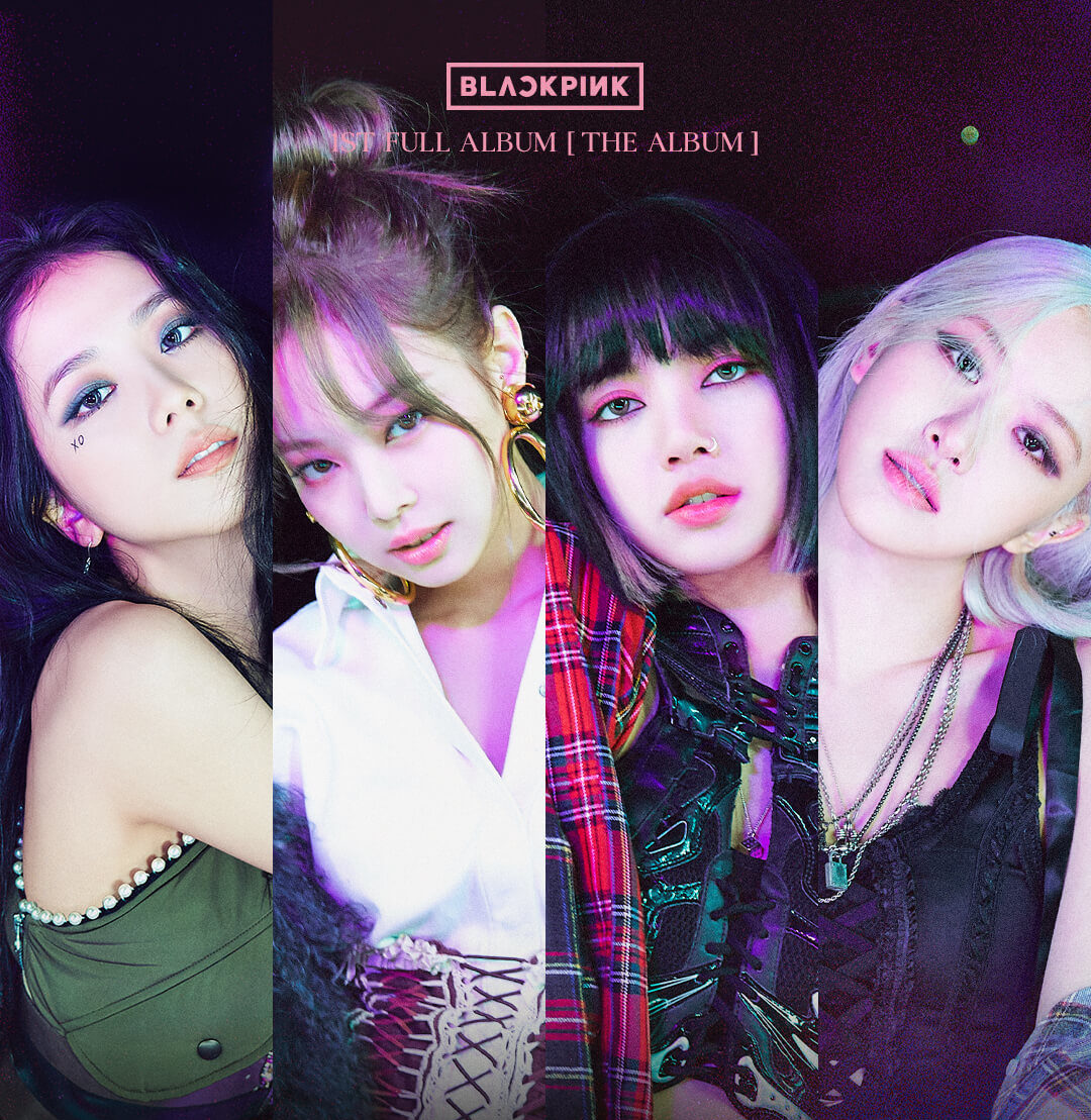 blackpink the album d day e1601652462251 - BLACKPINK - The Album (Album)