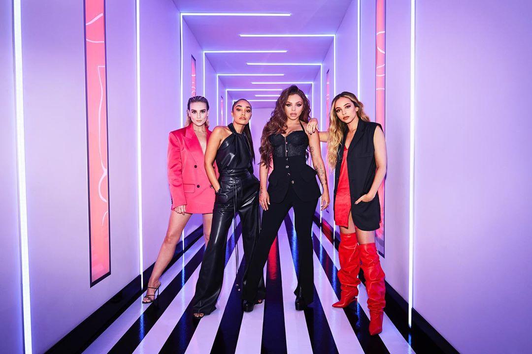 little mix 2020 - Little Mix - Confetti (Album)