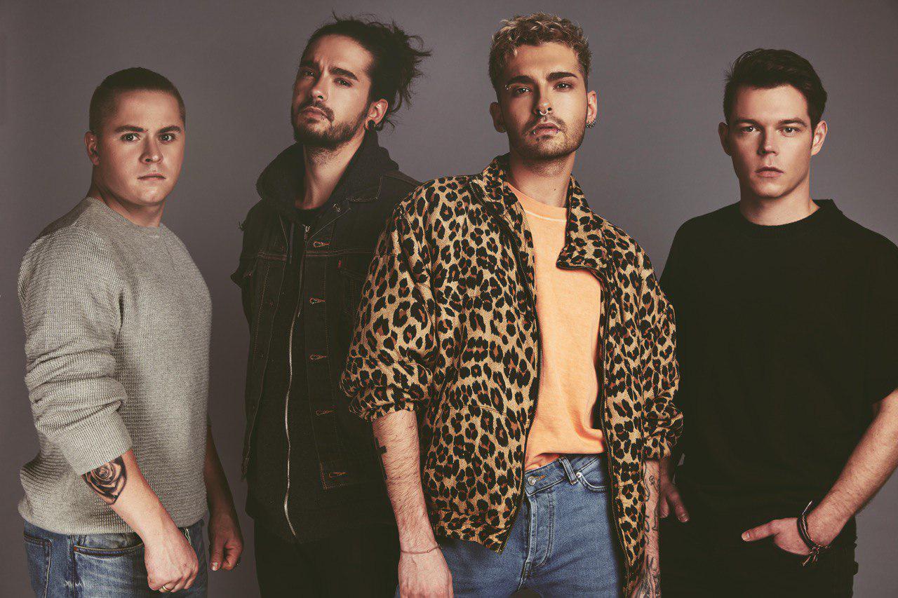 tokio hotel 2020 - Клип: Tokio Hotel - Monsoon 2020