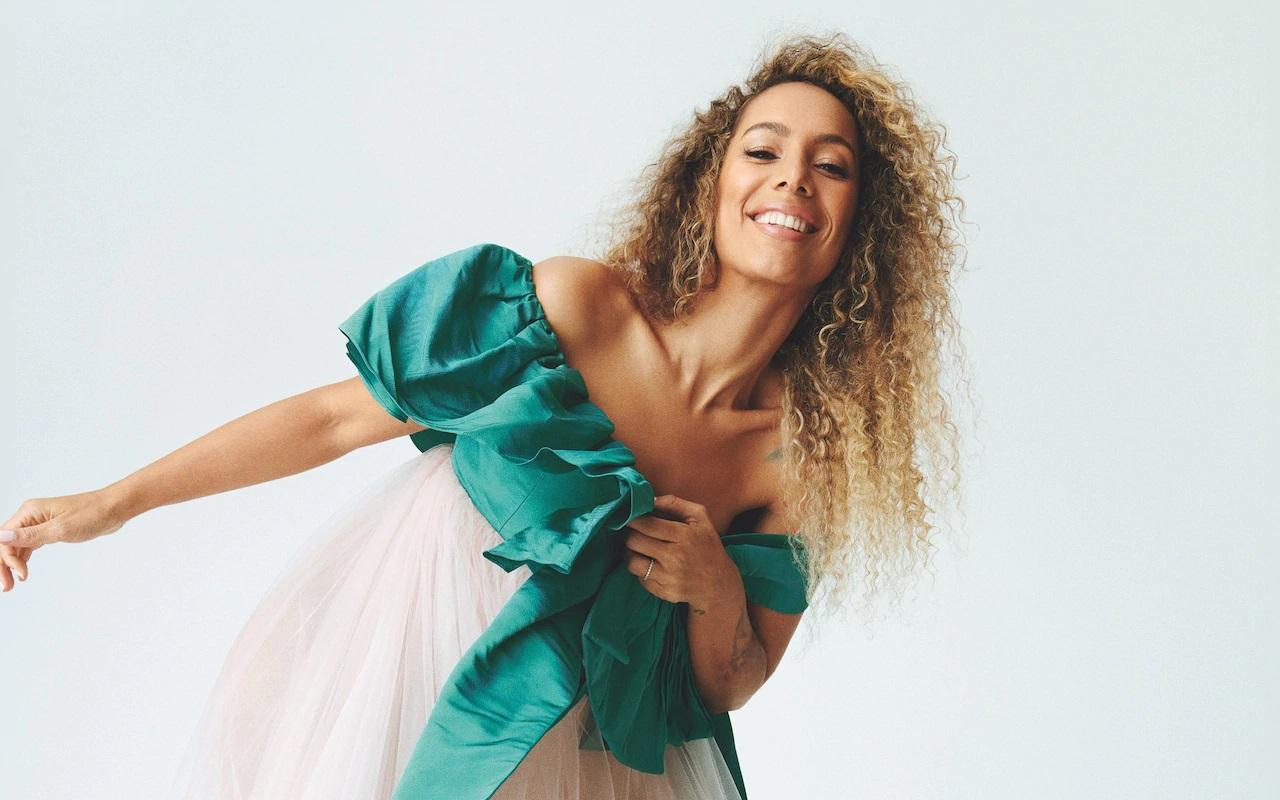 "Leona Lewis Stella 2020 4 - Фото: Леона Льюис на обложке журнала ""Stella"""