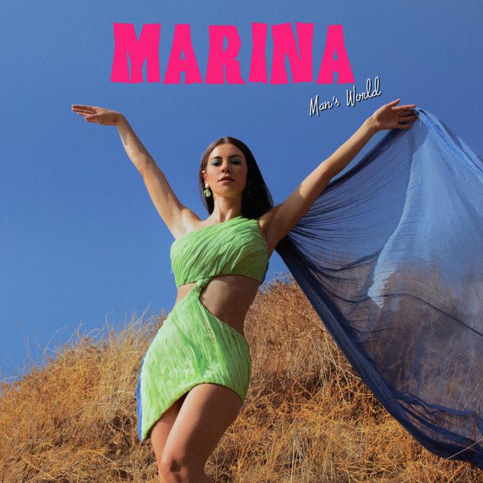 MARINA Mans World 1 696x696 - MARINA - Man's World