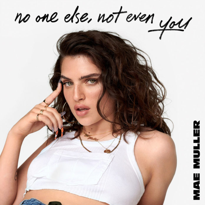 Mae Muller no one else not even you EP 696x696 - Mae Muller - no one else, not even you (EP)