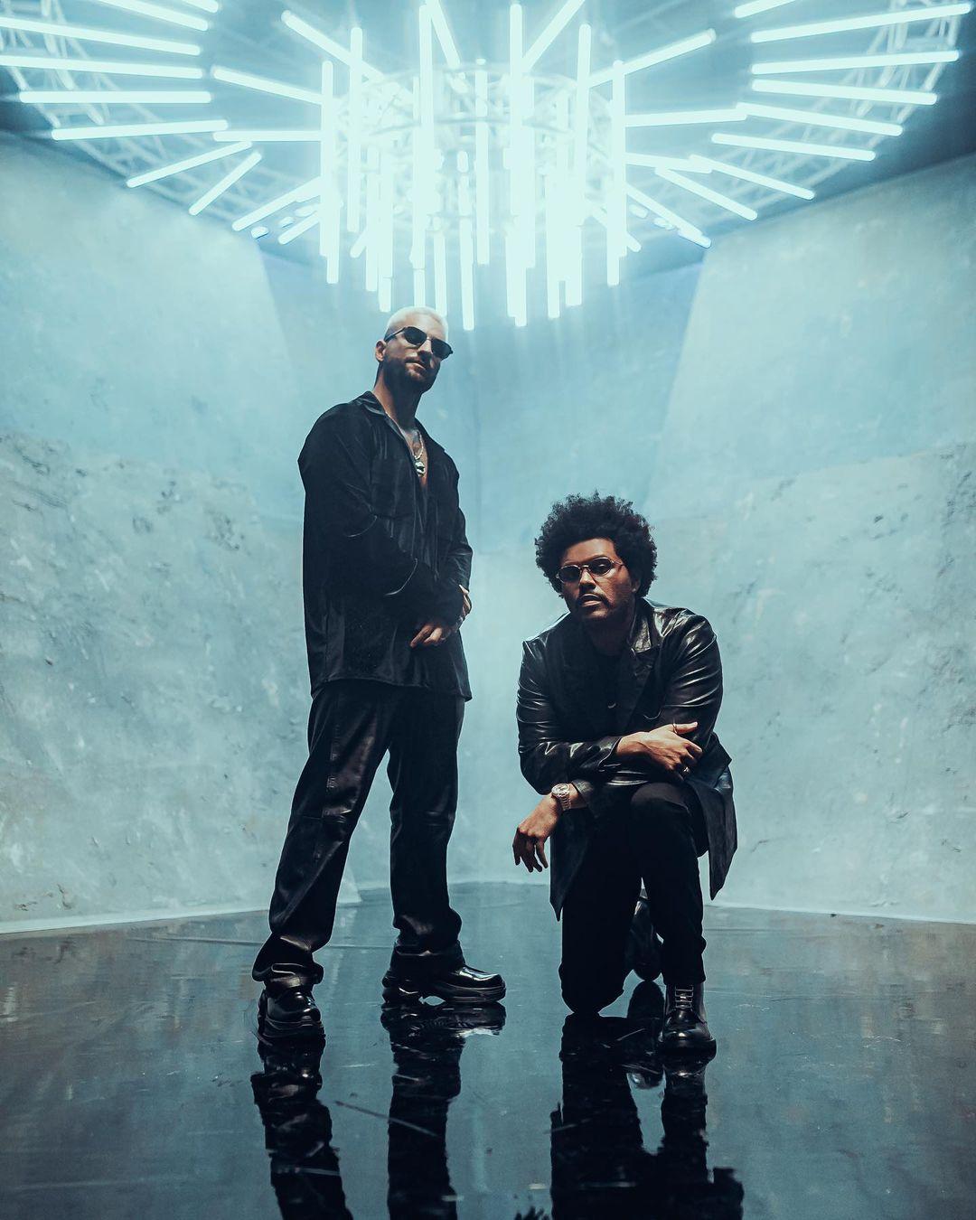 Maluma The Weeknd Hawai Remix 2 - Maluma & The Weeknd - Hawái (Remix)