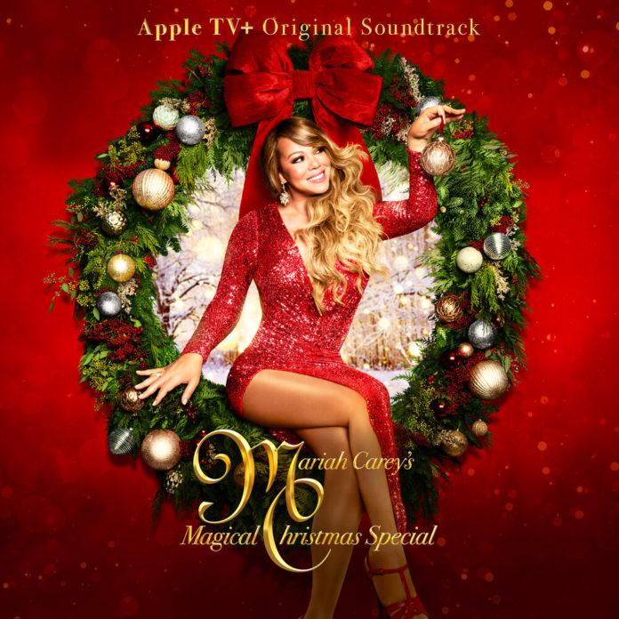 Mariah Carey Mariah Careys Magical Christmas Special 696x696 - Mariah Carey - Mariah Carey's Magical Christmas Special (Soundtrack)