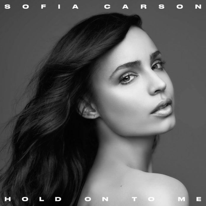 Sofia Carson Hold On To Me 696x696 - Sofia Carson - Hold On To Me