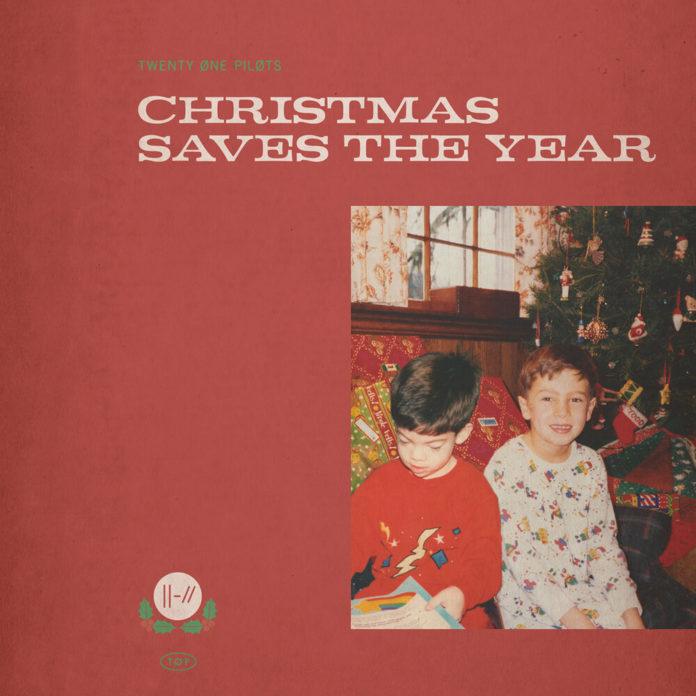 twenty one pilots Christmas Saves The Year 696x696 - twenty one pilots - Christmas Saves The Year