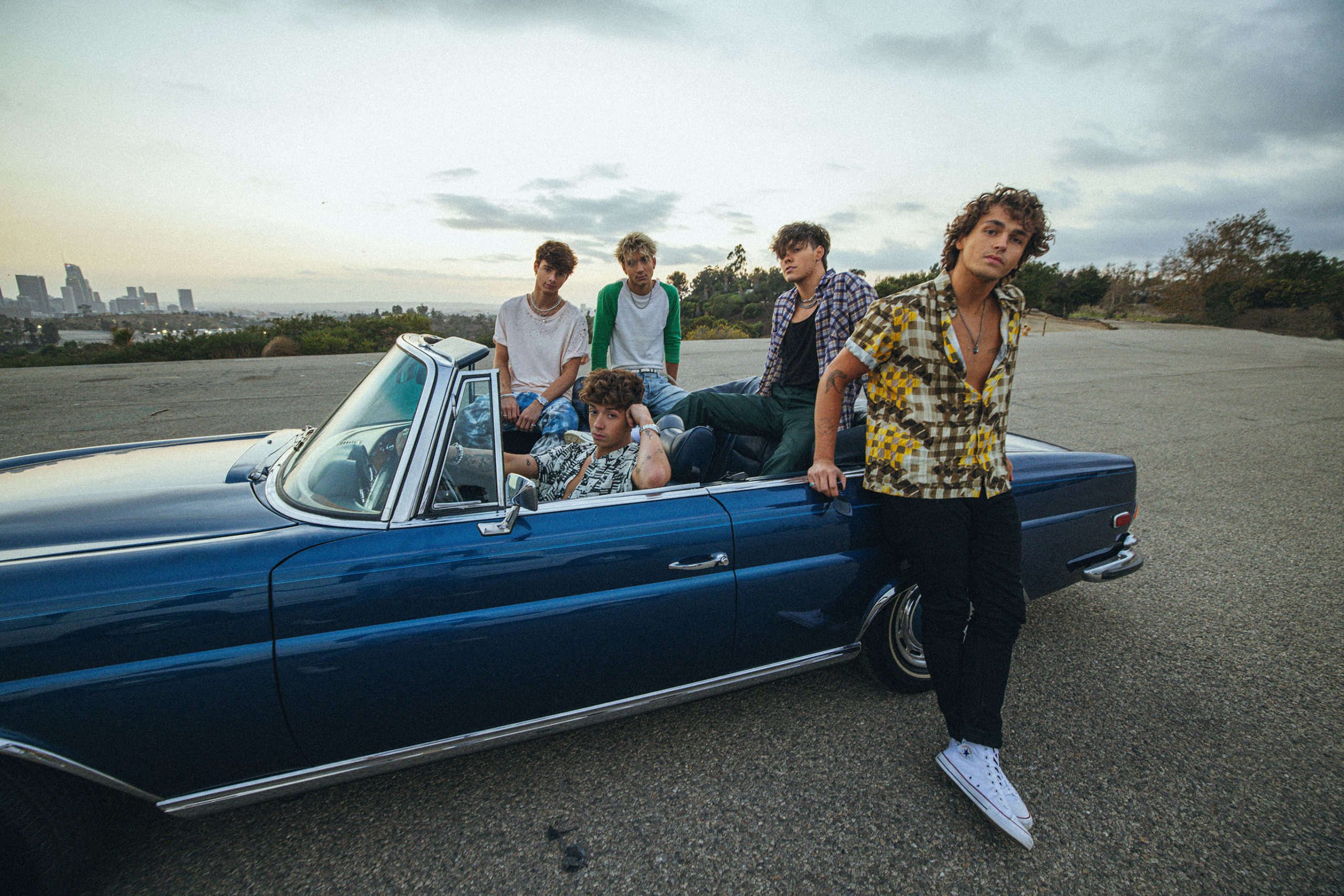 why dont we - Why Don't We - The Good Times and The Bad Ones (Album)