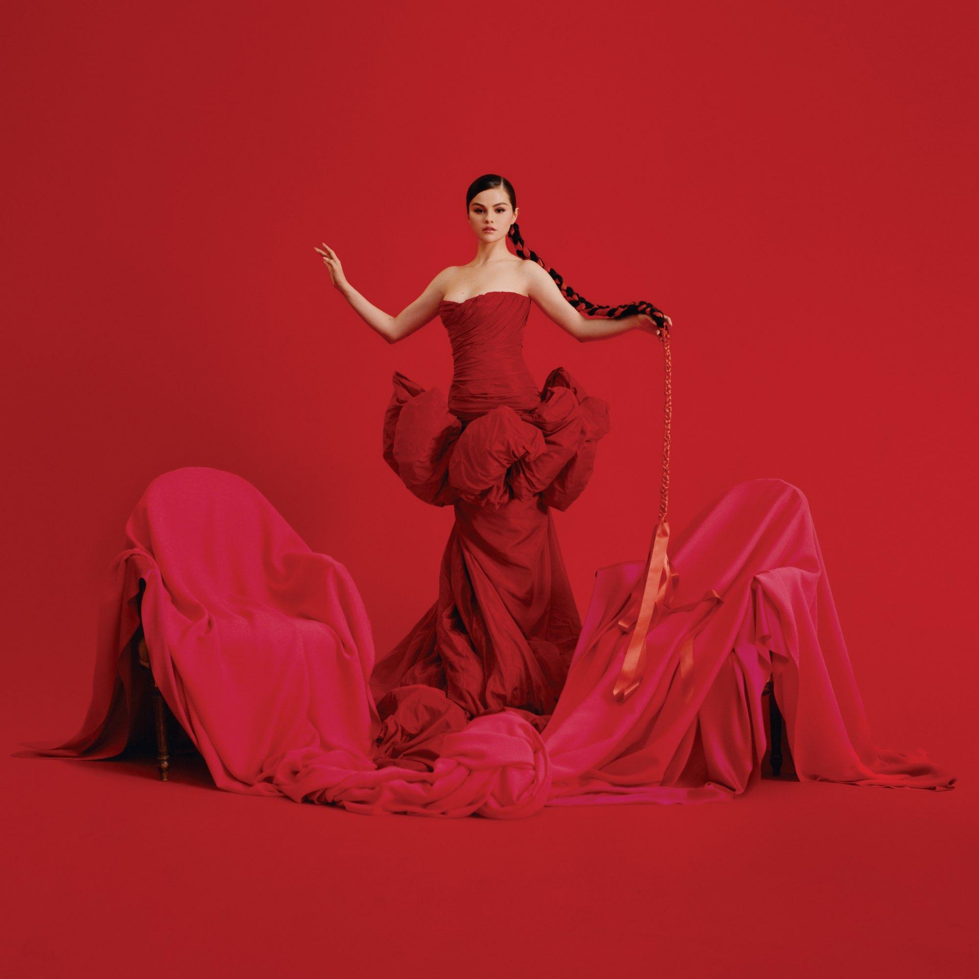 Selena Gomez Revelacion Album Cover 2021 - Selena Gomez - Baila Conmigo (with Rauw Alejandro)