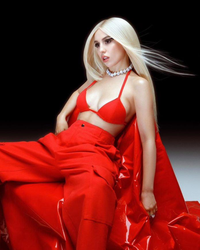 ava max 2021 696x870 - Ava Max - My Love's Enough (Snippet)