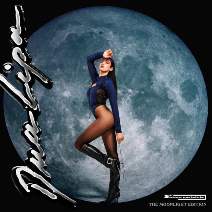 Dua Lipa Future Nostalgia The Moonlight Edition Album 696x696 - Dua Lipa - Future Nostalgia: The Moonlight Edition (Album)