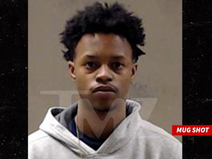 silento mugshot 2021 - Рэпера Silento арестовали из-за подозрений в убийстве брата