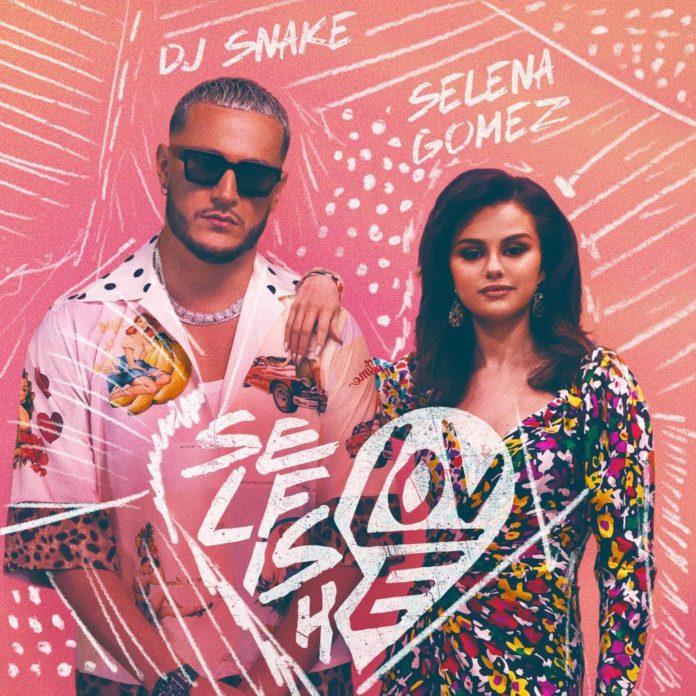 DJ Snake Selena Gomez Selfish Love Single Cover 696x696 - DJ Snake & Selena Gomez — Selfish Love