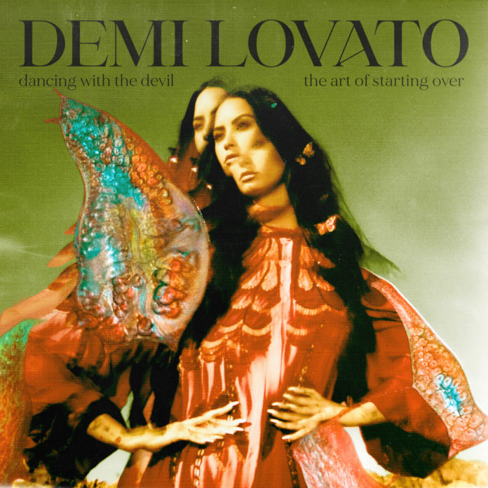 Demi Lovato Dancing with the Devil The Art of Starting Over 696x696 - Demi Lovato - Dancing With The Devil…The Art of Starting Over (Album)