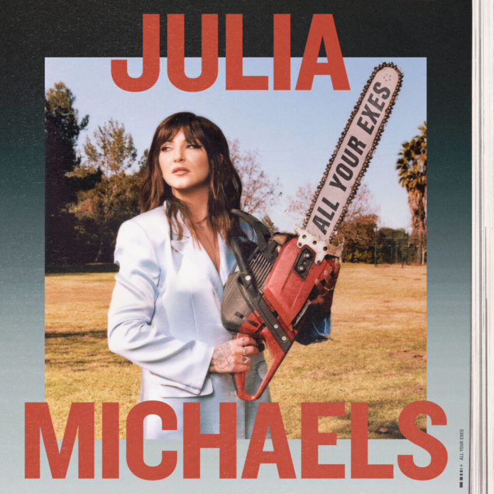 Julia Michaels All Your Exes 696x696 - Julia Michaels - All Your Exes