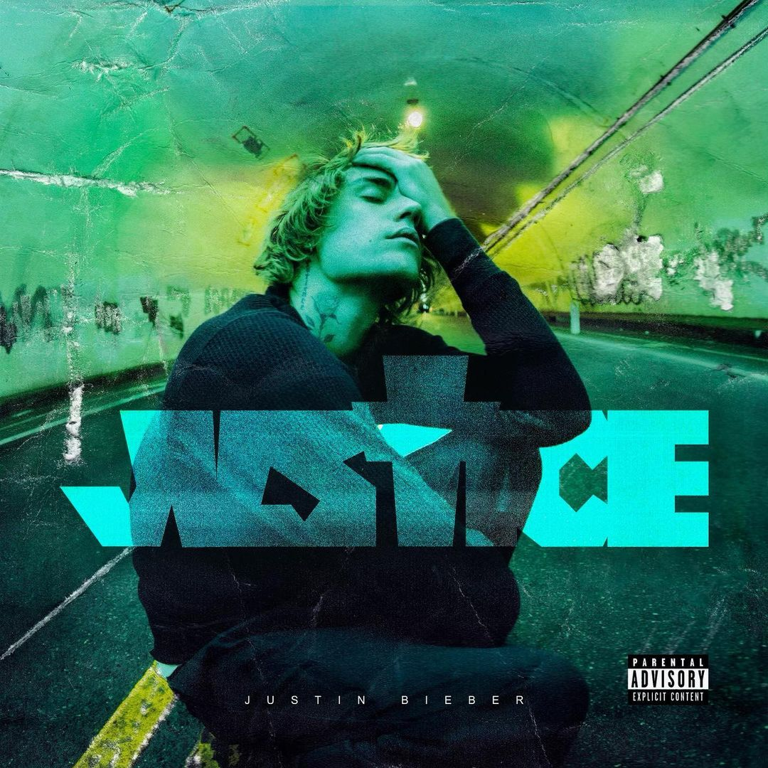 Justin Bieber Justice Album Cover - Justin Bieber - Hold On