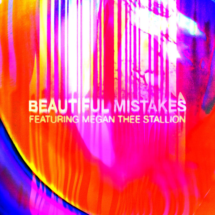 Maroon 5 Beautiful Mistakes feat. Megan Thee Stallion 696x696 - Maroon 5 - Beautiful Mistakes (feat. Megan Thee Stallion)
