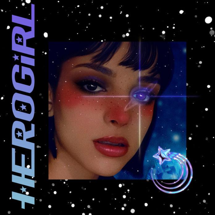 Raissa HEROGIRL EP 696x696 - Raissa - HEROGIRL (EP)