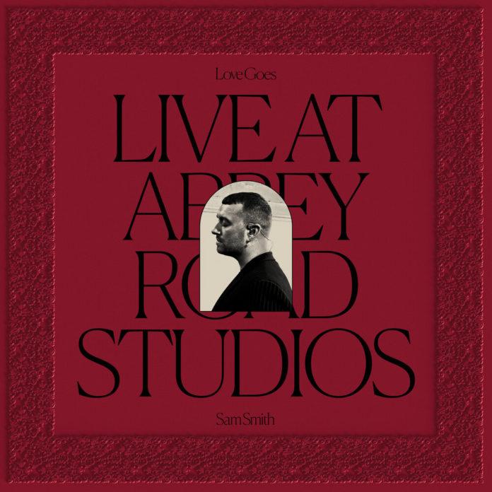 Sam Smith Love Goes Live at Abbey Road Studios Album 696x696 - Sam Smith - Love Goes: Live at Abbey Road Studios (Album)