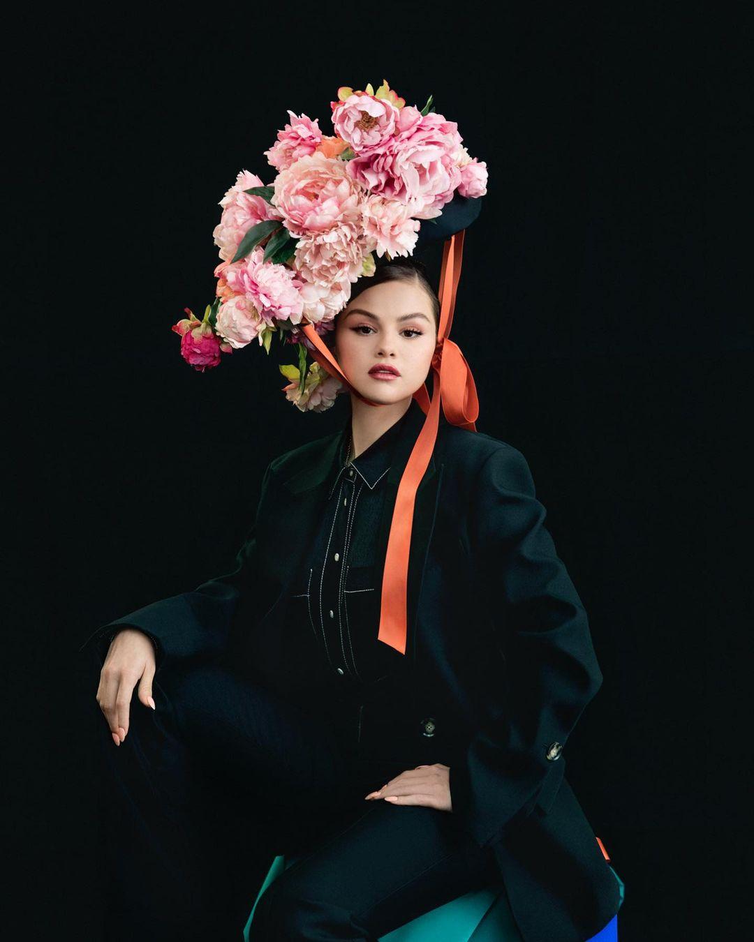 Selena Gomez Revelacion Promo Pic 2021 - DJ Snake & Selena Gomez — Selfish Love