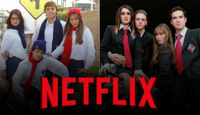 """rebelde netflix 696x400 - Netflix воскрешает мексиканский """"Мятежный дух"""""""