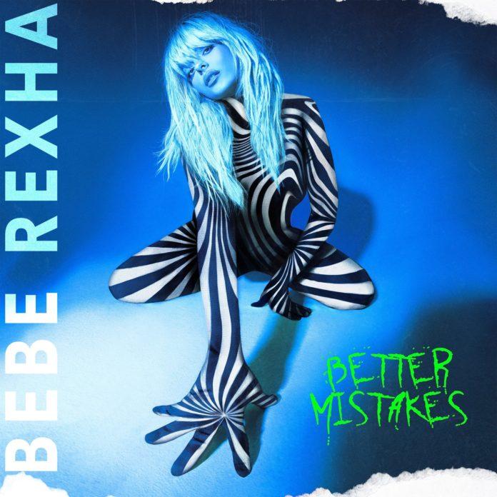 "Bebe Rexha Better Mistakes 696x696 - Bebe Rexha раскрыла подробности нового альбома ""Better Mistakes"""