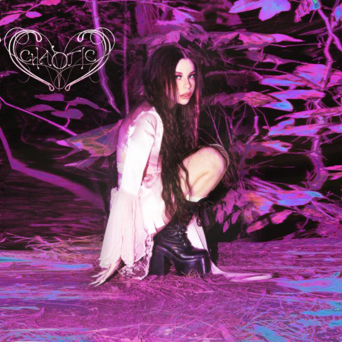 Ellise Chaotic Album 696x696 - Ellise - Chaotic (Album)