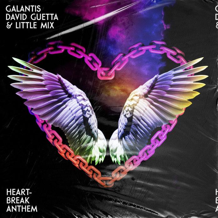 Galantis David Guetta Little Mix Heartbreak Anthem 696x696 - Galantis, David Guetta & Little Mix - Heartbreak Anthem
