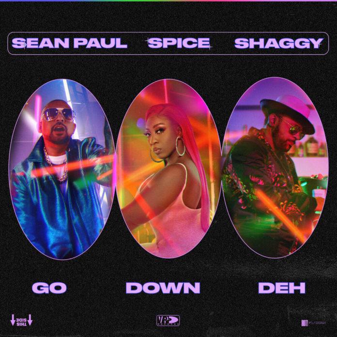 Spice Sean Paul Shaggy Go Down Deh 696x696 - Spice, Sean Paul, Shaggy - Go Down Deh