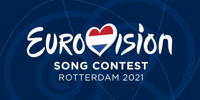 """eurovision 2021 logo 2 696x348 - Украина поднялась в топ-5 фаворитов """"Евровидения-2021"""""""