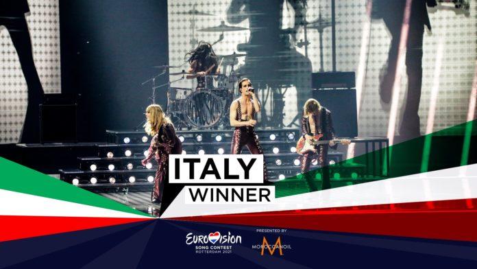 "italy winner eurovision 2021 696x392 - Победителем ""Евровидения-2021"" стала Италия"