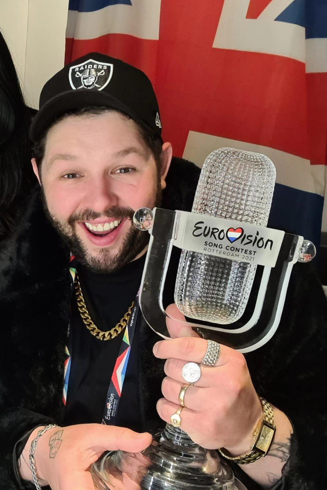james newman 2021 eurovision pic - Евровидение-2021: представитель Великобритании, получивший 0 баллов, прокомментировал своё участие