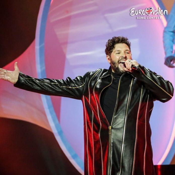 james newman eurovision 2021 0points 1 696x696 - Евровидение-2021: представитель Великобритании, получивший 0 баллов, прокомментировал своё участие