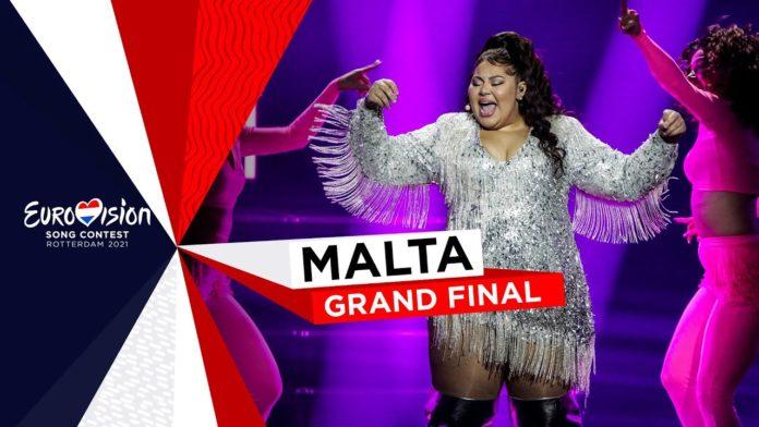 maxresdefault 16 696x392 - Евровидение-2021 – выступление Мальты: Destiny - Je Me Casse