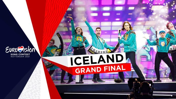 maxresdefault 18 696x392 - Евровидение-2021 – выступление Исландии: Daði og Gagnamagnið - 10 Years