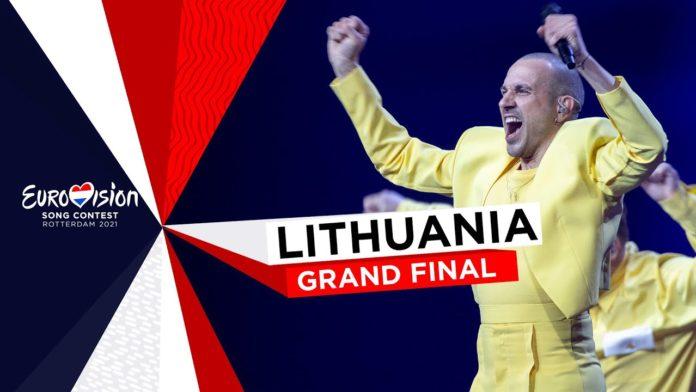 maxresdefault 19 696x392 - Евровидение-2021 – выступление Литвы: The Roop - Discoteque